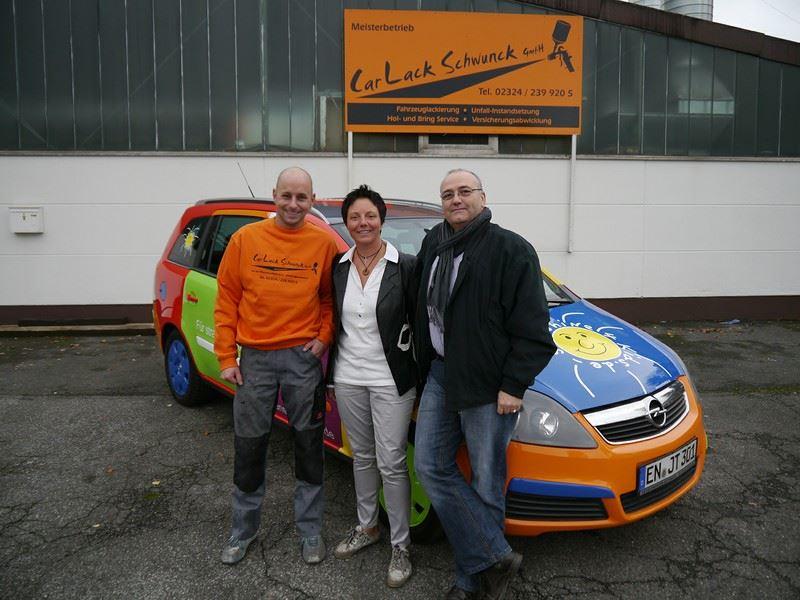 Car Lack Schwunk Das Mediateam Heuser Und Die Firma